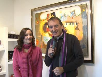 Celine Combes et Philippe Deparis