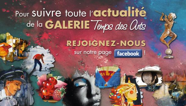 Facebook de la Galerie