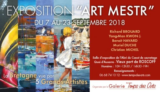 """EXPOSITION """"ART MESTR"""""""
