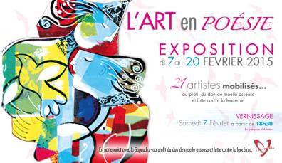 Exposition l'Art en POESIE