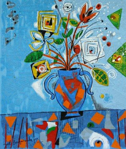85d4833c27c2 La vie en fleur Yoël Benharrouche - Terragraphies