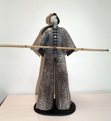 samourai gris. Black Bedroom Furniture Sets. Home Design Ideas